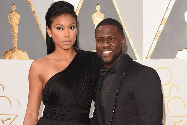 """Lies and Infidelity ended our marriage"", Torrei, Kevin Hart's Ex-wife speaks out."