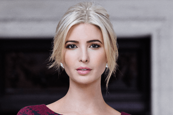 Confederate Flag Destroyed Ivanka Trump's Holiday Photo