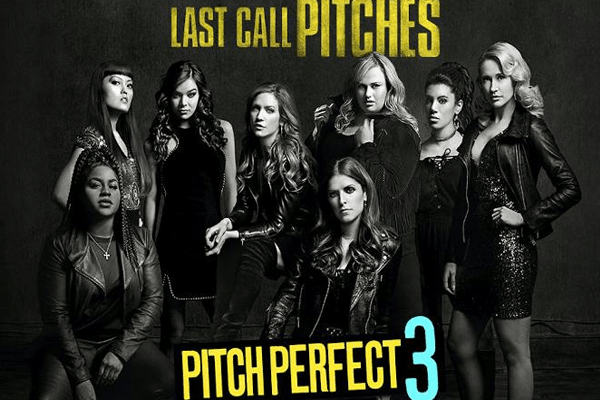 Pitch Perfect stars play