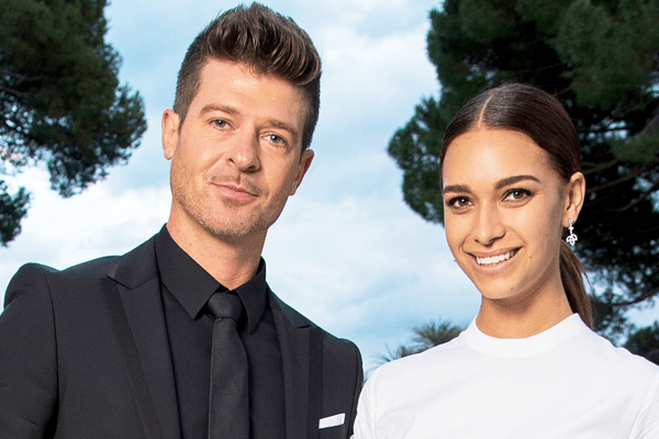 Robin Thicke Dad Again| Second Child with girlfriend April Love
