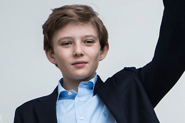 10 facts about Barron Trump
