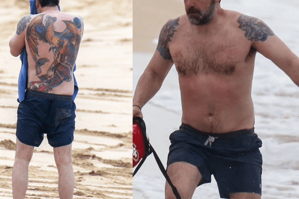Six Worst Celebrity Tattoos of all time including Ben Affleck and Miley Cyrus