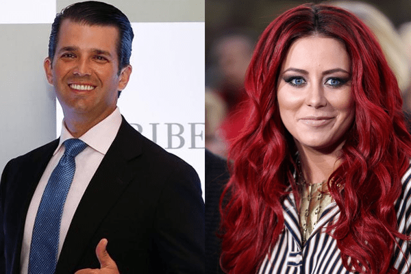 Donald Trump Jr. cheated on wife Vanessa with Aubrey O' Day and Divorcing Vanessa
