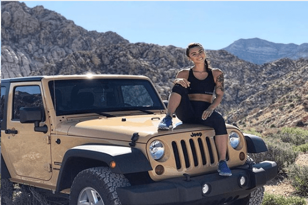 Net Worth of Kailah Casillas 2018 | Earnings from Reality TV's Like The Challenge