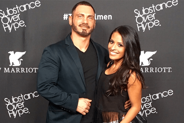 Zelina Vega's Soon to Be Husband Austin Aires Left WWE. Know the Truth