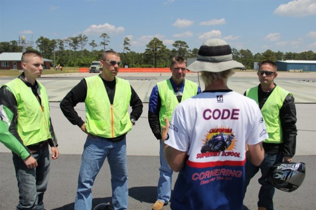2006 Develops specialized advanced motorcycle safety program for the US