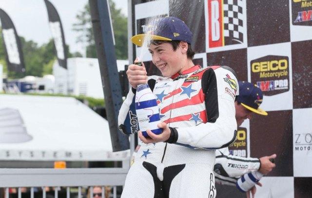 2013-Superbike-School-student,-Joe-Roberts,-in-his-first-AMA-season-won-5