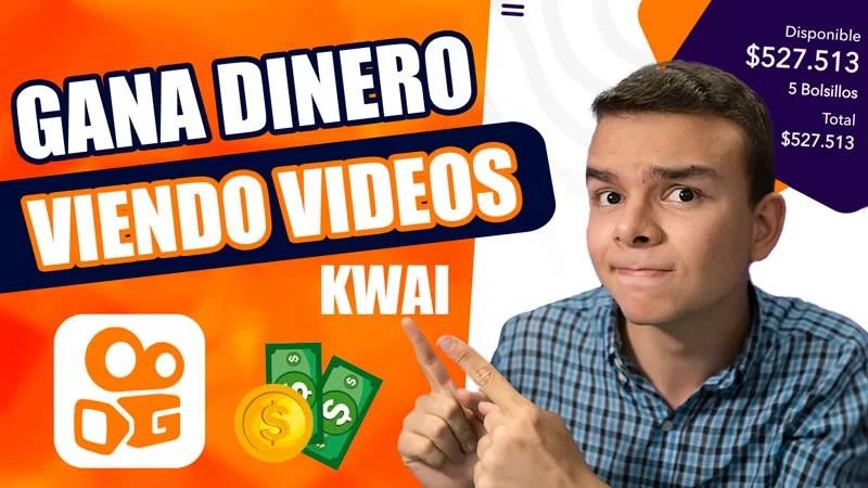 馃 COMO GANAR DINERO VIENDO VIDEOS 馃敟 | CON KWAI | APROVECHA 2021