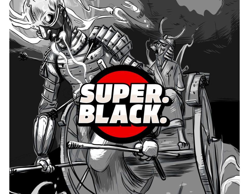 Ghost Rider - Super. Black.