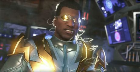 Black Lightning - Injustice 2