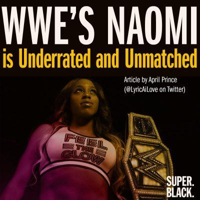 WWE's Naomi