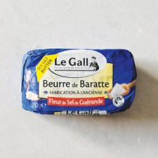 Le Gall Drum Churned Sea Salt Butter