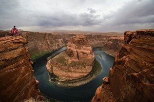 Canyon river - better Linkedin profile to stand out as superboss