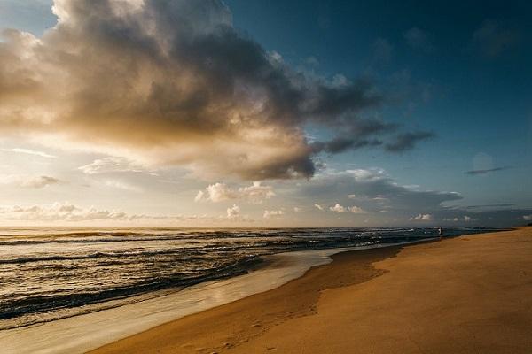 Beach landscape - collecting customer feedback