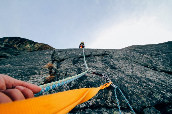 Climbing ropes - how to help new employee induction