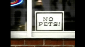 "2003 Bud Light Super bowl Commercial ""No Pets"""