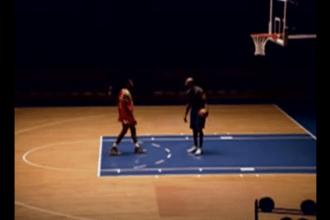 2003 Gatorade Jordan vs Jordan one on one super bowl ad