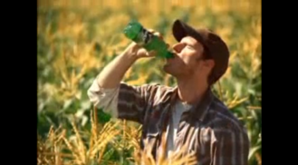 2006 Vault Super Bowl Ad - Guy turns his scarecrow into a robot