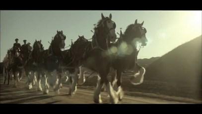 Budweiser – Return of the King (2012)