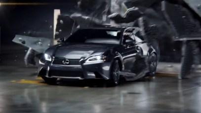 Lexus Unleash the Beast (2012)