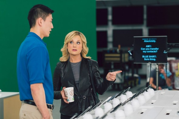 2013 Best Buy Super Bowl XLVII Commercial with Amy Poehler