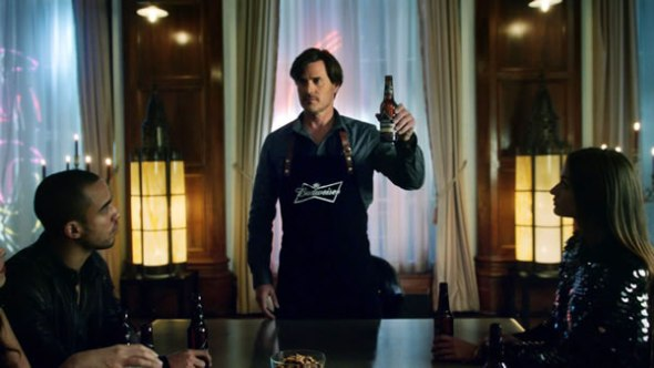 "2013 Budweiser Black Crown Super Bowl XLVII Commercial ""Coronation"""