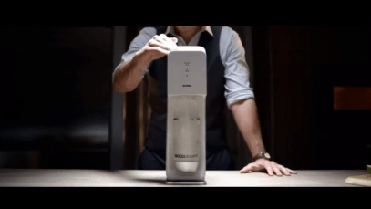 "[VIDEO] Sodastream 2013 Super Bowl XLVII Commercial ""Sodastream Effect"""