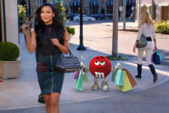 """M&M's 2013 Super Bowl XLVII Commercial """"Anything for Love"""""""
