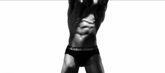 """2013 Calvin Klein Super Bowl XLVII """"Concept"""" underwear"""