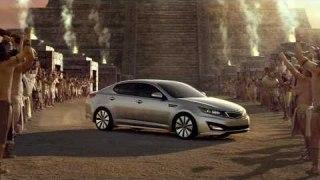 "2011 Kia Optima: ""One Epic Ride"" Super Bowl XLV Commercial"
