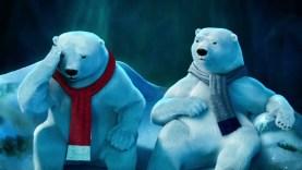 "2012 Coca-Cola Polar Bears ""Superstition"", ""Arghh"", ""The Catch"""