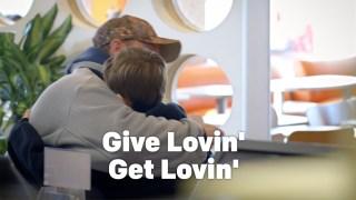 "McDonald's 2015 Super Bowl XLIX Ad ""Pay With Lovin'"""