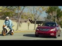 "[VIDEO] 2013 Hyundai Sonata Turbo Super Bowl XLVII ""Stuck"""