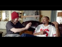 "[VIDEO] Tide 2013 Super Bowl XLVII Commercial ""Miracle Stain"""
