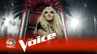 """NBC 2015 Super Bowl XLIX Ad """"The Voice: Epic Confrontation"""""""