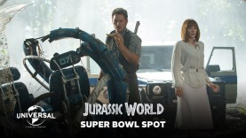 "Universal Pictures 2015 Super Bowl XLIX Ad ""Jurassic World"""