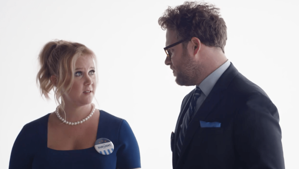 Super bowl commercials 2016 amy schumer for bud light and more bud light super bowl teaser aloadofball Choice Image