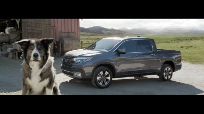 "Honda Ridgeline 2016 Super Bowl 50 Ad ""A New Truck to Love"""