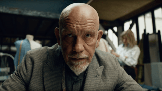 2017 Squarespace Super Bowl Commercial with John Malkovich