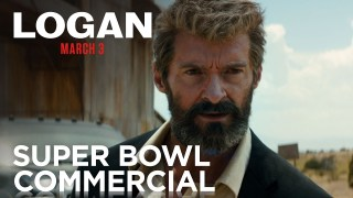 "2017 20th Century Fox Super Bowl 51 (LI) TV Commercial ""Logan – Grace"""