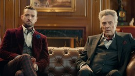 2017 Bai Super Bowl 51 (LI) TV Commercial Starring Justin Timberlake & Christopher Walken