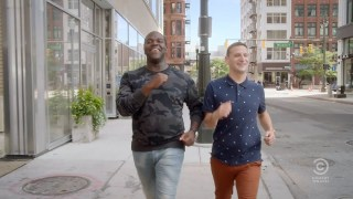 "2017 Comedy Central Super Bowl 51 (LI) TV Commercial ""Hello, Detroit – Detroiters"""