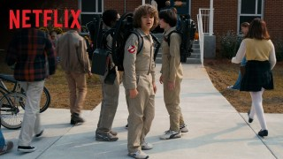 "2017 Netflix Super Bowl 51 (LI) TV Commercial ""Stranger Things 2"""
