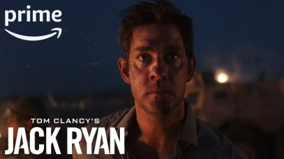 "2018 Amazon Prime Video Super Bowl Ad ""Tom Clancy's Jack Ryan"""