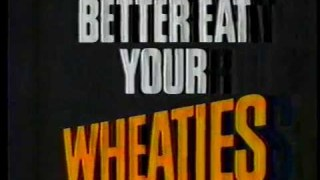 1990 WHEATIES – Michael Jordan