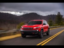 2018 JEEP – The Road
