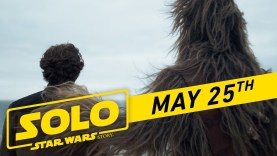 2018 LUCASFILM – Solo: A Star Wars Story