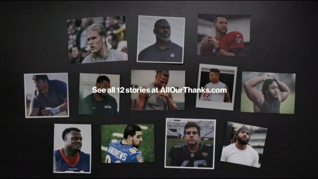 2019 VERIZON – The Team That Wouldn't Be Here