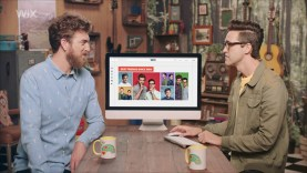 Wix.com Official 2018 Big Game Ad with Rhett & Link
