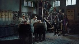 2019 BUD LIGHT – Medieval Barbers